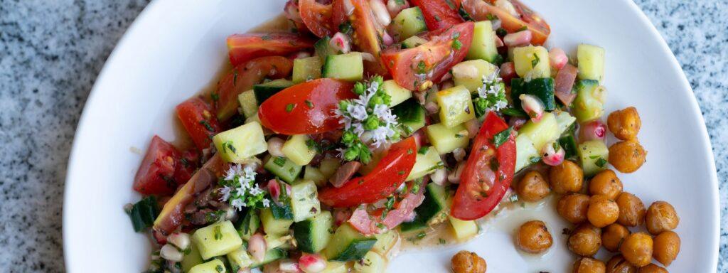 Receptů na rychlá letní jídla najdete na internetu spoustu.
